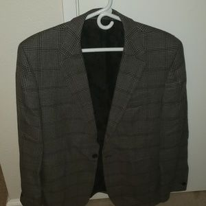Oliver Spencer Glen Plaid Sports Coat